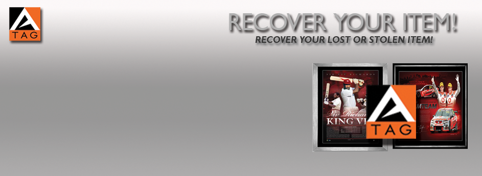Recover Your Item