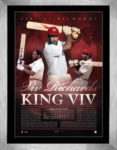 King Viv - Sir Vivian Richards