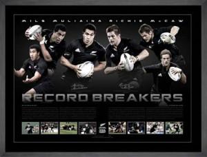 All Blacks Record Breakers